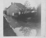 VJA561 1950's Flooding in School Lane