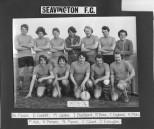 ASH797  1973-74 SEAVINGTON FC