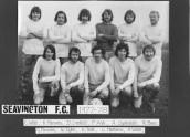 ASH798  1977-78  SEAVINGTON FC