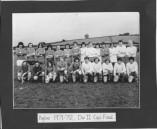ASH808  1971-72  SEAVINGTON FOOTBALL CLUB