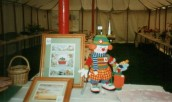 AWI470  1997 Fower Show craft exhibits