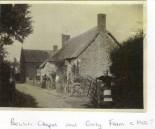 ASH014 1900 Beulah and Owly Farm,Dark Lane