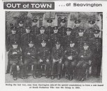 C&I335 1943 Special constables based in South Petherton including men from Seavington. Taken from the Chard & Ilminster News