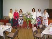 COF513 June 2011 Gardening Club Tea Party - Gardening Club Committee