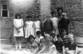 CLR213 School group 1967  Teacher - Honor Kirstan