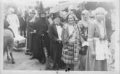 EJA036 1953 Coronation Celebration