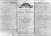 MHA418 1953 Seavington Coronation programme 2