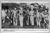 MHA422 1977 Seavington QEII Silver Jubilee Sponsored Walk