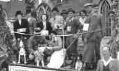 MWH825 1953 Coronation 'The Archers'