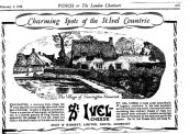 MWY240 Feb 1938 Old St Ivel advert from Punch