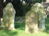 SWM348 St. Michael's memorials