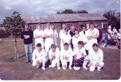 MHA406 Seavington Cricket Club 1 - year unknown