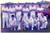 MHA407 Seavington Cricket Club 2 - year unknown