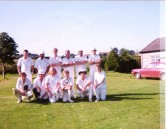 MHA408 Seavington Cricket Club 3 - year unknown