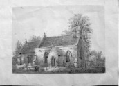 AGR263 1850 St Michaels Church - by Wheatley -