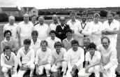 MHA404 1984 Seavington Cricket Team