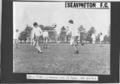 ASH807  Poss 1973-74  SEAVINGTON FC