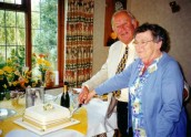 ASH031 Bob & Ivy Ash Golden Wedding -