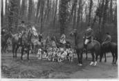 BCH043 1951 Seavington Hunt Holcombe