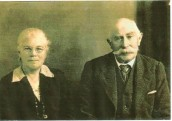 FNA599 Frank Napper's great grandfather William and grandmother Hannah Garrett from Seavington